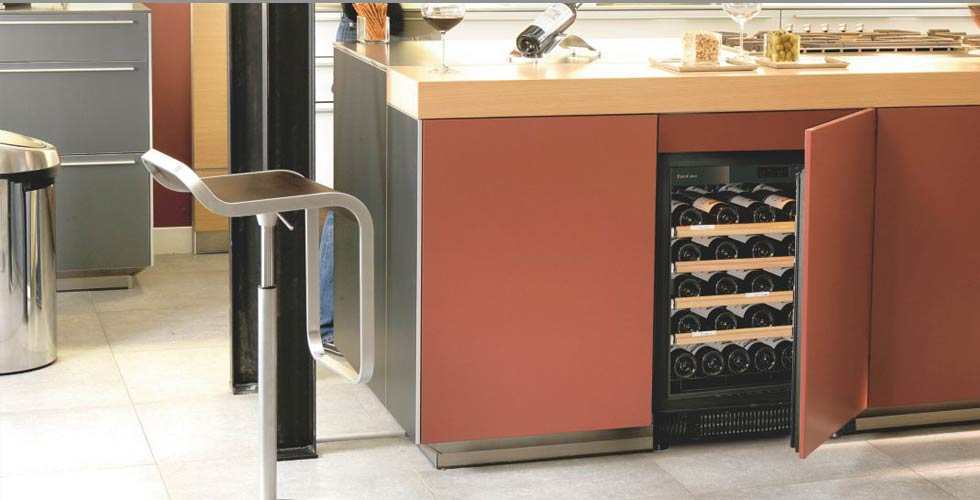 EuroCave Compact Integrated Wine Cabinet