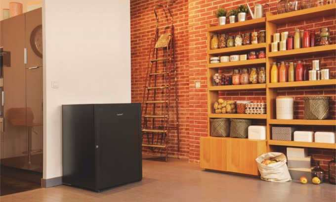EuroCave Premiere Wine Cabinet