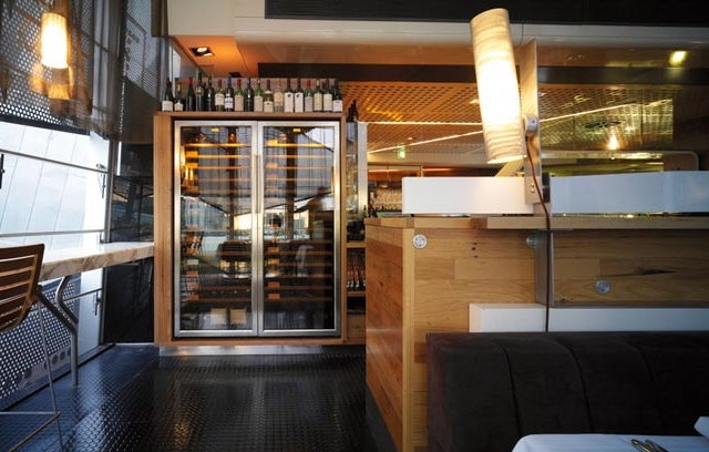 EuroCave. Wine Cabinets. Taxi Restaurant Melbourne.  Show your wine collection.