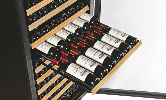 More shelves for your EuroCave Wine Cabinet