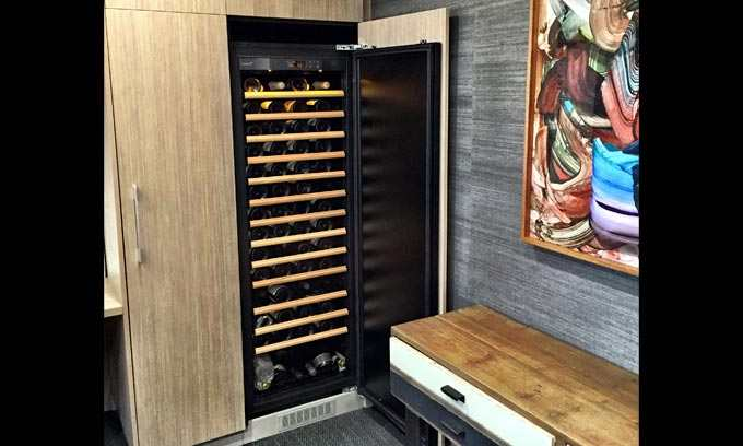 EuroCave Compact Integrated Cabinet