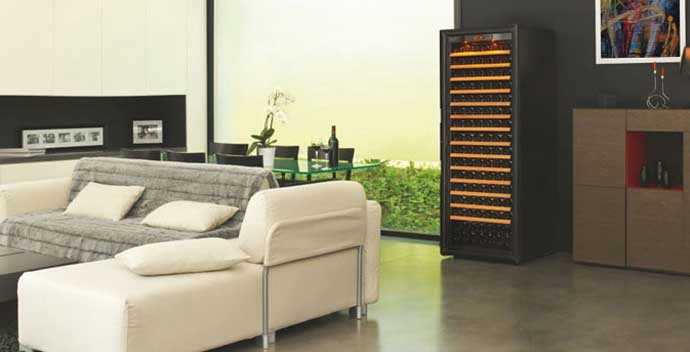 EuroCave, the world's leading wine cabinets