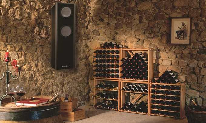 EuroCave.  Turn any room into a wine cellar. Inoa.