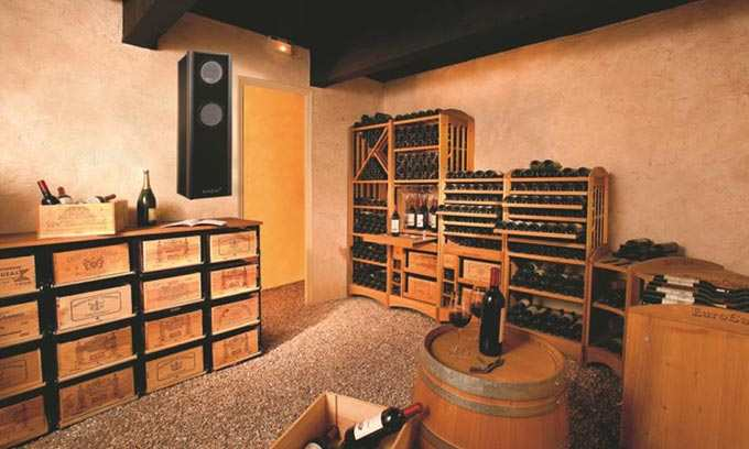 EuroCave Wine Cellar Conditioner.  Create a Wine Cellar in your home. Inoa.