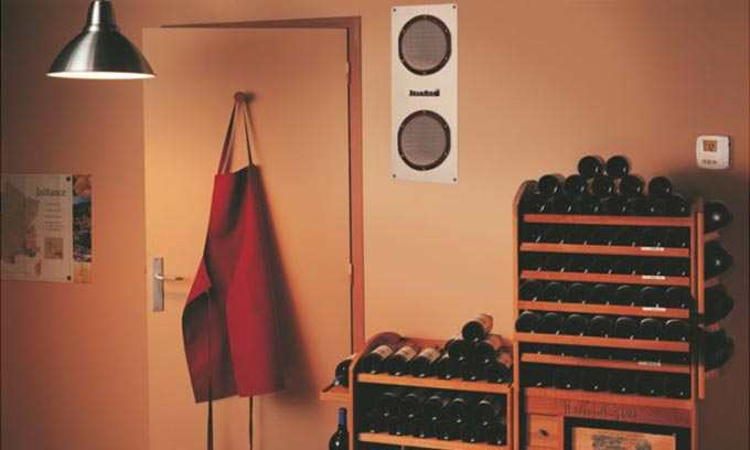 EuroCave.  Wine Cellar.  Perfectly mature your wine.  Inoa Wine Cellar Conditioner.