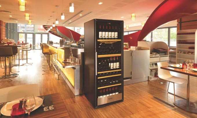 EuroCave Wine Cabinet 3000 Professional Series