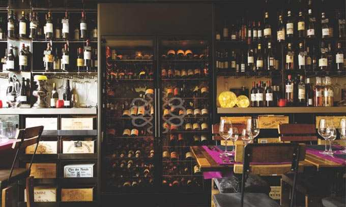 EuroCave Wine Cabinet 9000 Professional Series