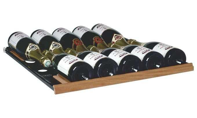 EuroCave Wine Cabinet Champagne Shelf