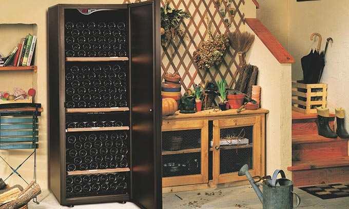 EuroCave Wine Cabinet Universal Storage Shelves
