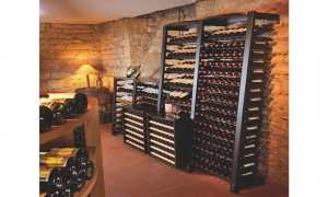 EuroCave Wine Racks Modulosteel