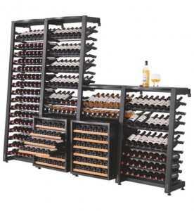 EuroCave Modulosteel Wine Racks Storage