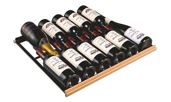 EuroCave Pure Wine Cabinet Shelves