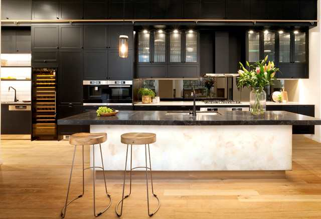 EuroCave Wine Cabinet Multi Residential Project