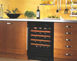 Compact Wine Cabinet