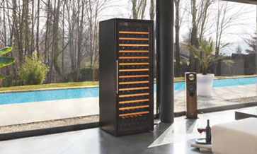 EuroCave Wine Cabinet