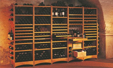 EuroCave Wine Racks