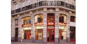 EuroCave Showroom Paris