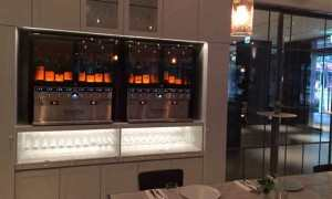 EuroCave Wine Dispenser VOV3