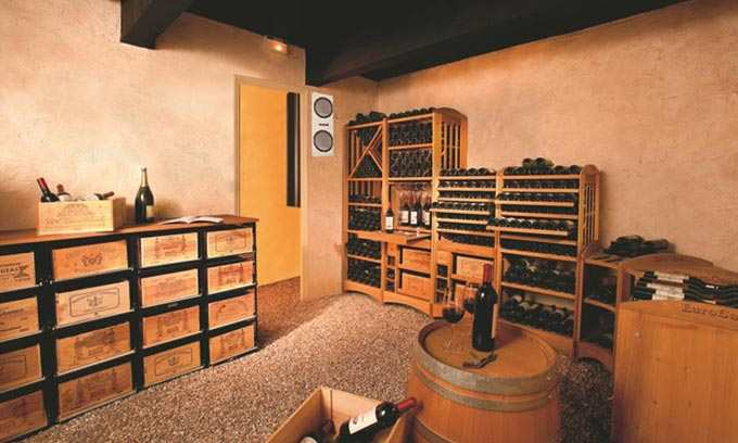 ... INOA-Cellar-Conditioner-4. Wine_Cellar_with_EuroCave_Inoa_Cellar_Conditioner EuroCave_Wine_Cellar_Conditioner_Residential_Project ... & Wine Cellars Installed for Homes in Melbourne u0026 Across Australia