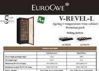 EuroCave V-Revel-L Brochure Wine Fridge