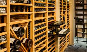 Racking systems to create your dream cellar