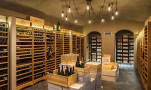 Modulotheque - Personalise your cellar with modules made of beautiful French Oak