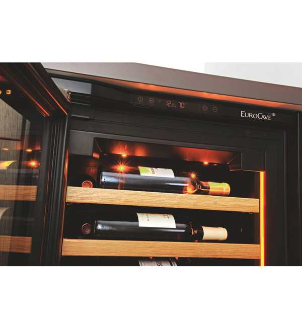Inspiration Large Integrated Wine Cabinet Fridge