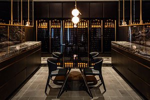 Aberfeldie Wine Room - Shortlisted 2018 Australian Interior Design Awards