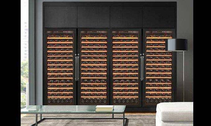 EuroCave Pure Wine Cabinet