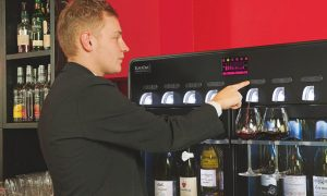 EuroCave Vin au Vere Wine Dispenser In-situ 04