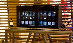 WineBar 8.0 Wine Preservation Close up System Sofitel Lyon