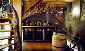 Private Cellar with EuroCave Revelation Wine Cabinets