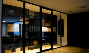 EuroCave Inoa Wine Cellar Conditioner in Private Home