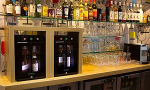 EuroCave WineBar 2.0 Insitu Hotel Ibis Gerland