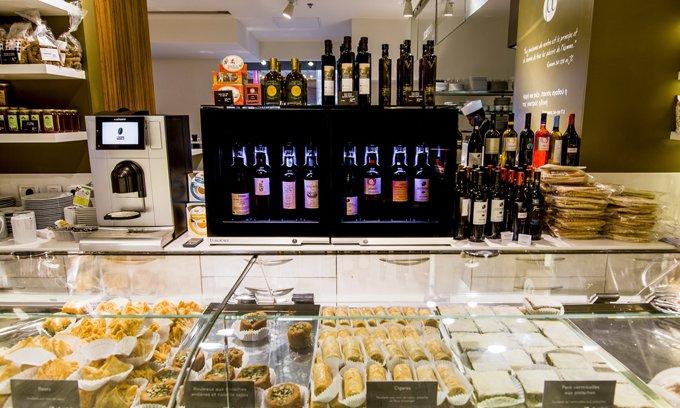 EuroCave WineBar 8.0 Insitu Lafayette Gourmet Janv