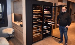 EuroCave Wine Cabinets for Hospitality