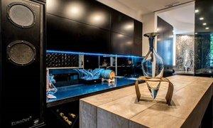 Wine Cellar with Inoa Wine Conditioner