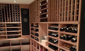 Custom Build Cellar With Inoa Cellar Conditioners