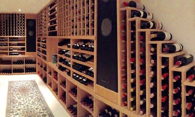 Eurocave Australia Wine Cellar Amp Wine Cabinet Projects