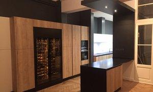 EuroCave ShowCave Wine Cabinet Café du musée