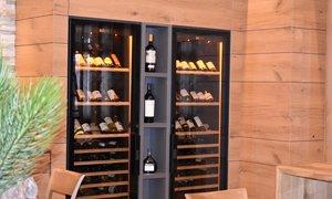 EuroCave Wine Cabinets for Hospitality Restaurant Bierhäusle in Freiburg