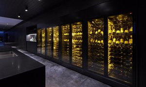 EuroCave ShowCave Wine Cabinets Wine Wall