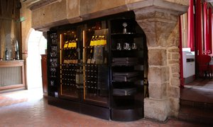 EuroCave Professional Wine_Cabinets for Hospitality La Closerie Dijon Revel