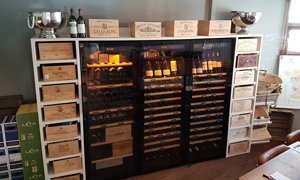 EuroCave Professional Wine_Cabinets for Hospitality OME PIET