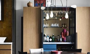 uroCave Compact Integrated Wine Cabinet