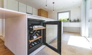 Inspiration Under Bench Wine Cabinet