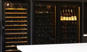 EuroCave Wine Cabinets Fridges in Showroom