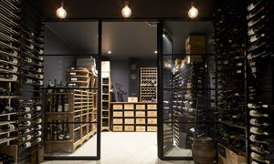 EuroCave Wine Cellar Racking Cellar Conditioner in Showroom 1