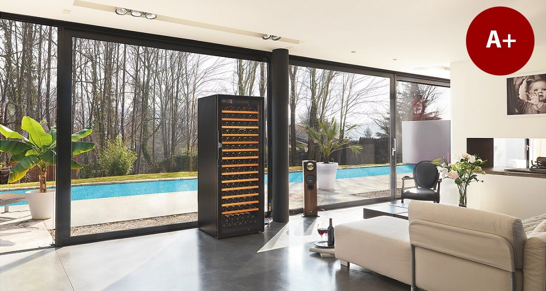 EuroCave Energy Efficient Wine Cabinets A1