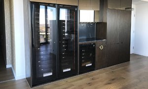 EuroCave Inspiration Integrated Wine Cabinets cropped 1